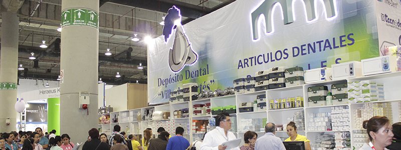 Expo Stands For : Amic dental